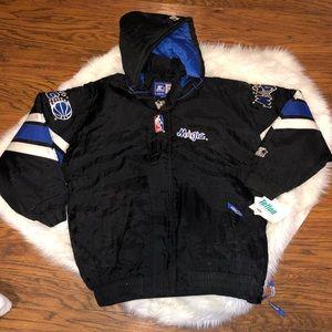 Vintage Orlando Magic STARTER Puffer Jacket